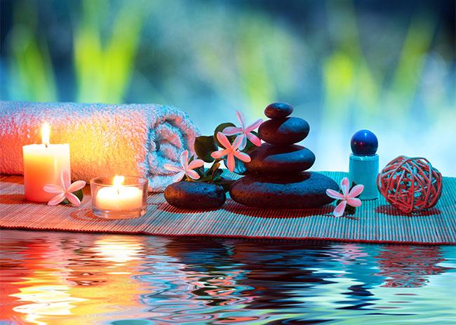 Klassische Massage, Lymphdrainage, viszerale Bauchmassage